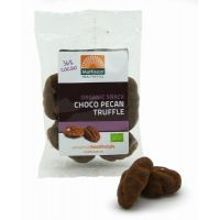 Bio Pecan Truffel Raw Choco Snack Mattisson