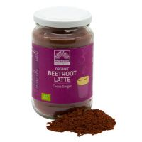 Beetroot Latte Gember – Cacao BIO Mattisson