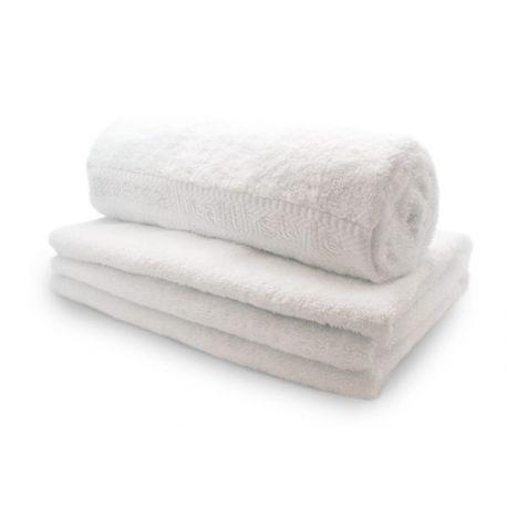 Handdoek white biokatoen 50 x 100cm Mattisson