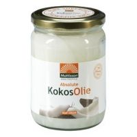 Absolute Kokosnoot Olie Extra Virgin Bio Raw Mattisson